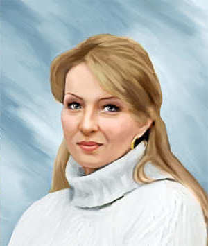 Converted to a Digital Oil Painting