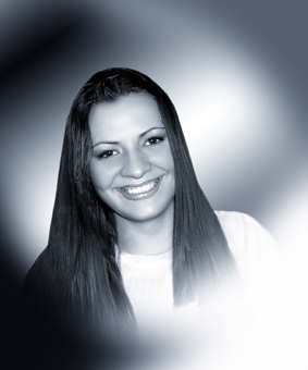 Converted to a Digital B&W Image with a Stylish Fade Surround
