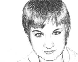 Converted to a Pencil/Charcoal Sketch